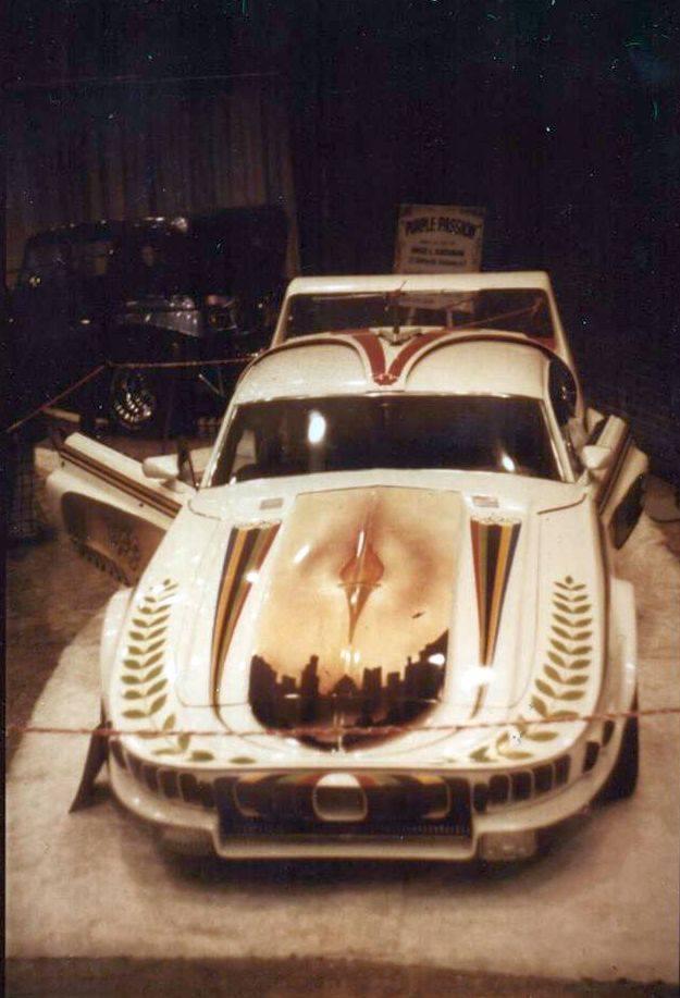 La Mustang 1967 modifié par Xavier Miron de Montréal Miron_12