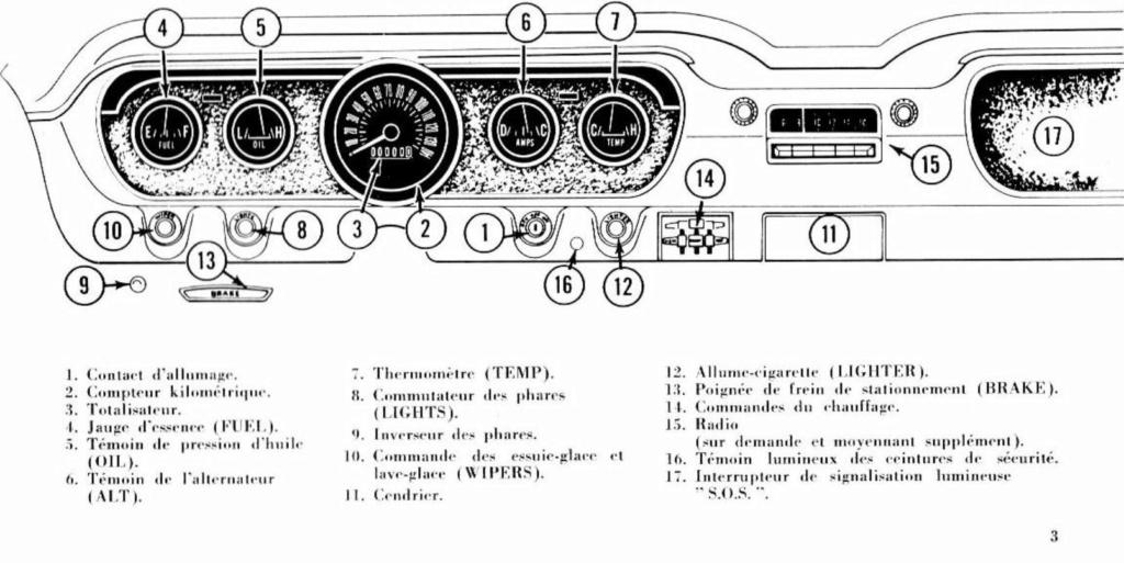 Mustang 1966 : Manuel d'entretien en français, édition de France Nouve196