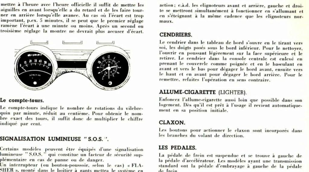 Mustang 1966 : Manuel d'entretien en français, édition de France Nouve198