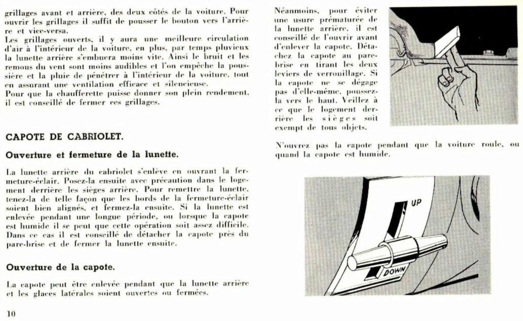 Mustang 1966 : Manuel d'entretien en français, édition de France Nouve205