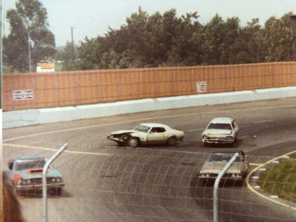 Photo de Mustang course de démolition !  Photo_12
