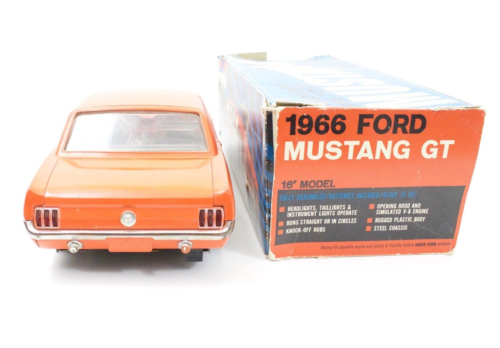 Jouet: Mustang coupe1966 par AMF Wen-Mac S-l16036