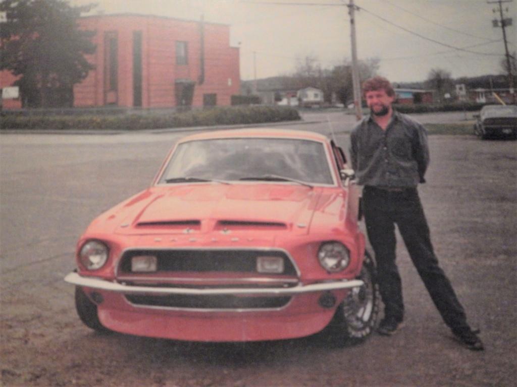Vieilles photos qui inclus des Shelby Shelby20