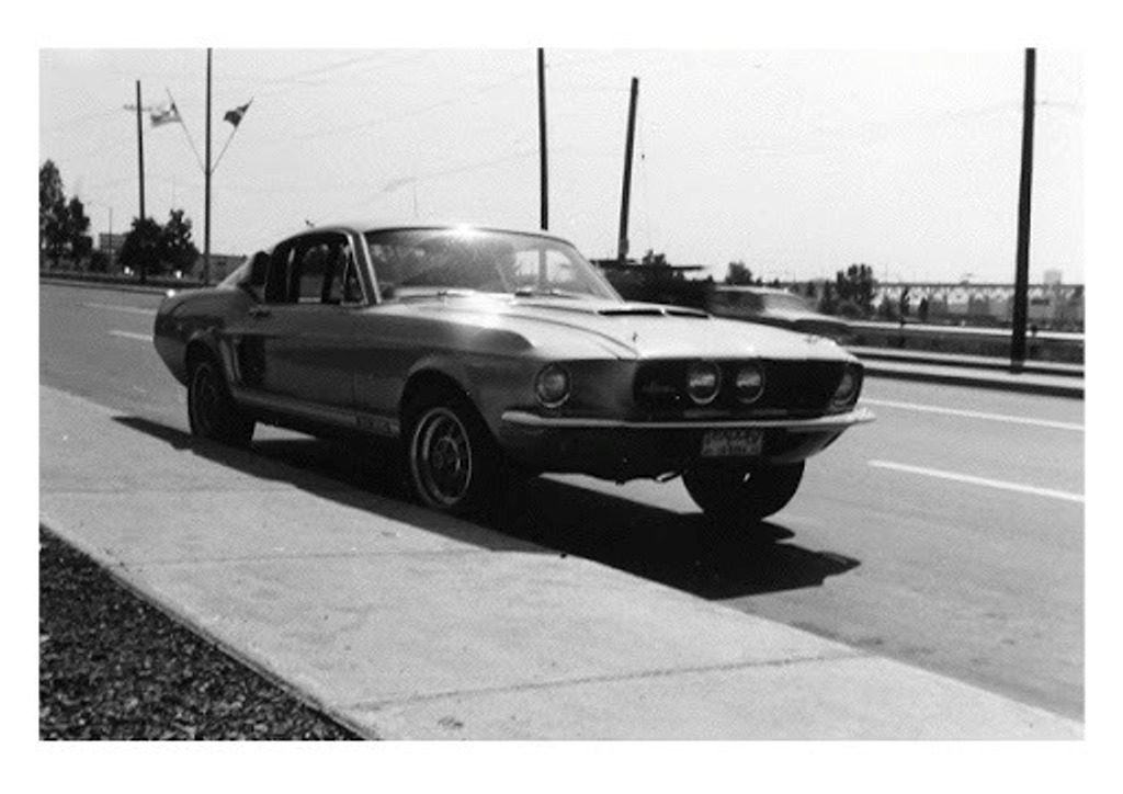 Vieilles photos qui inclus des Shelby Shelby25