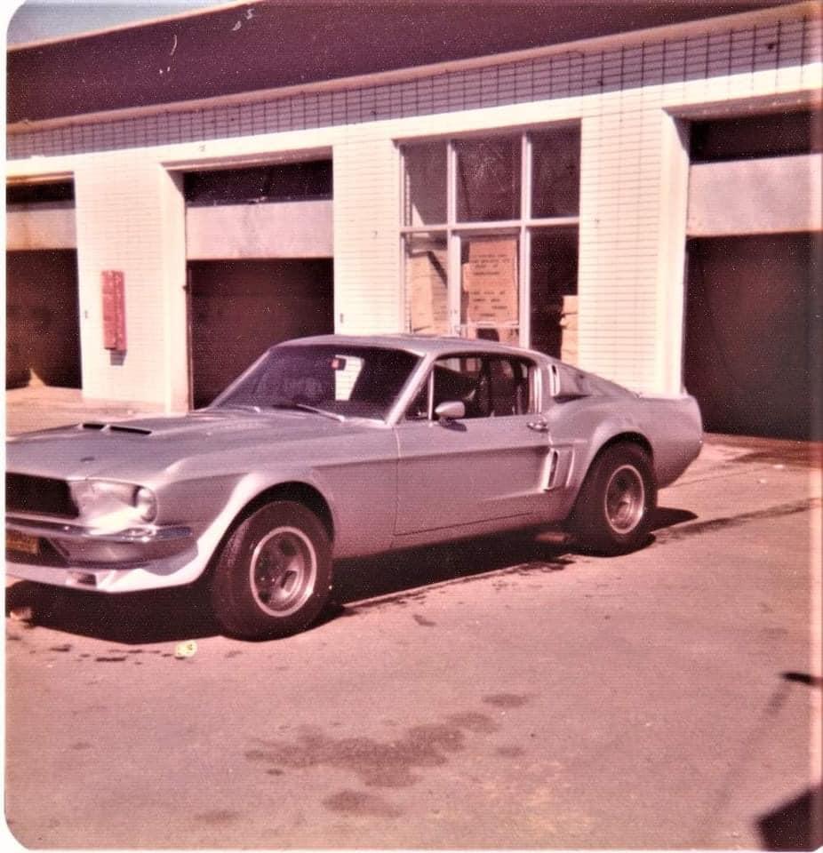 Vieilles photos qui inclus des Shelby Shelby29