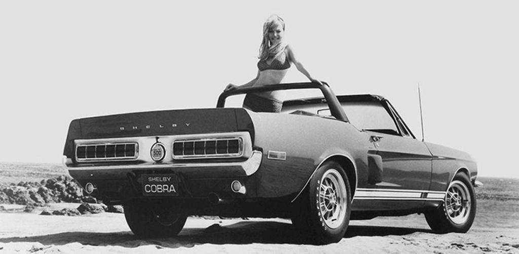 Quelque photo original de Shelby 1968 - Page 2 Shelby33