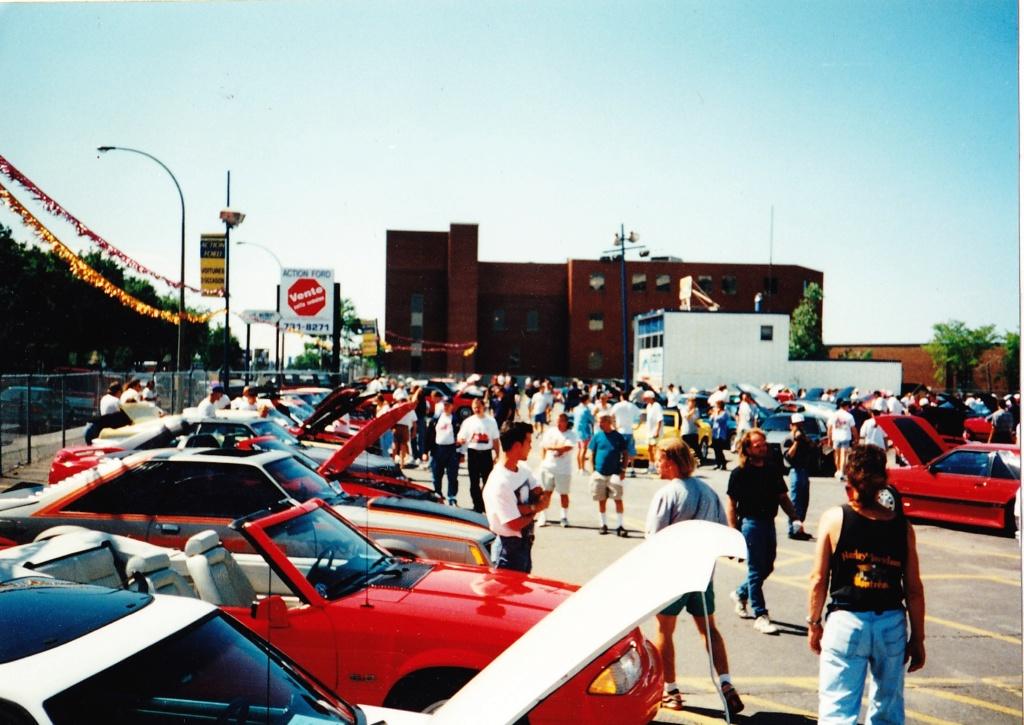 Montréal Mustang dans le temps! 1981 à aujourd'hui (Histoire en photos) - Page 6 Show_a10