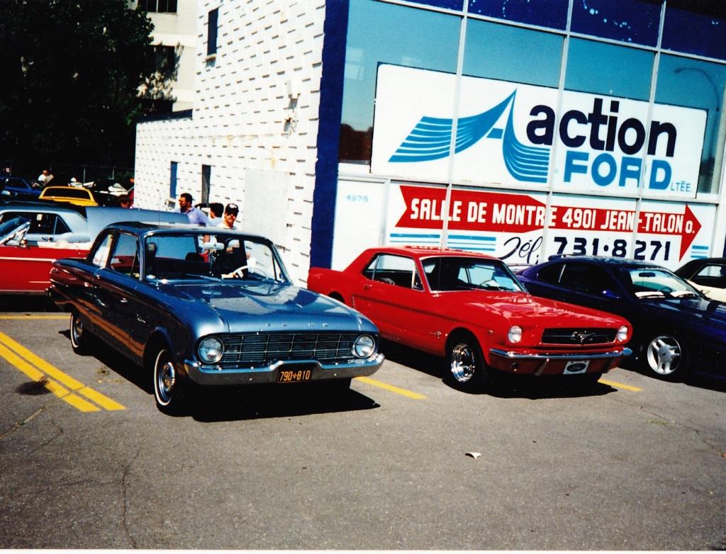 Montréal Mustang dans le temps! 1981 à aujourd'hui (Histoire en photos) - Page 6 Show_a12