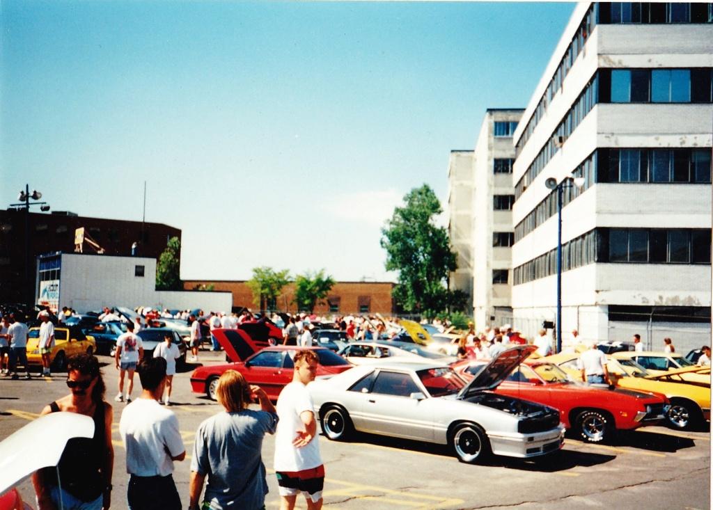 Montréal Mustang dans le temps! 1981 à aujourd'hui (Histoire en photos) - Page 6 Show_a13