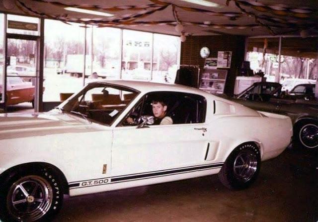 Quelque photo original de Shelby 1968 - Page 2 St11