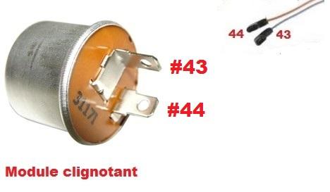Mustang 1966: Sa se branche ou ? réponse à cette question ! Diagramme électrique  Tridon11