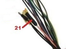 Mustang 1966: Sa se branche ou ? réponse à cette question ! Diagramme électrique  Underd11