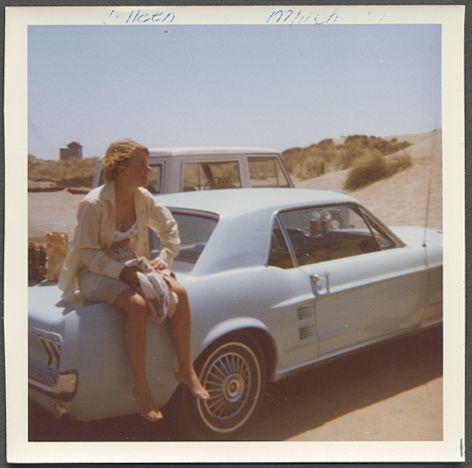 Vieille photo qui inclus des Mustang 65-73  - Page 7 Vintag13