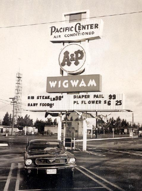 Vieille photo qui inclus des Mustang 65-73  - Page 7 Wigwam10