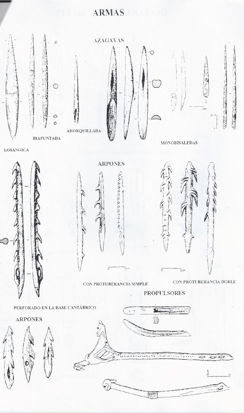 ~~Prehistoria~~ Tecnología lítica y ósea Tecnic16