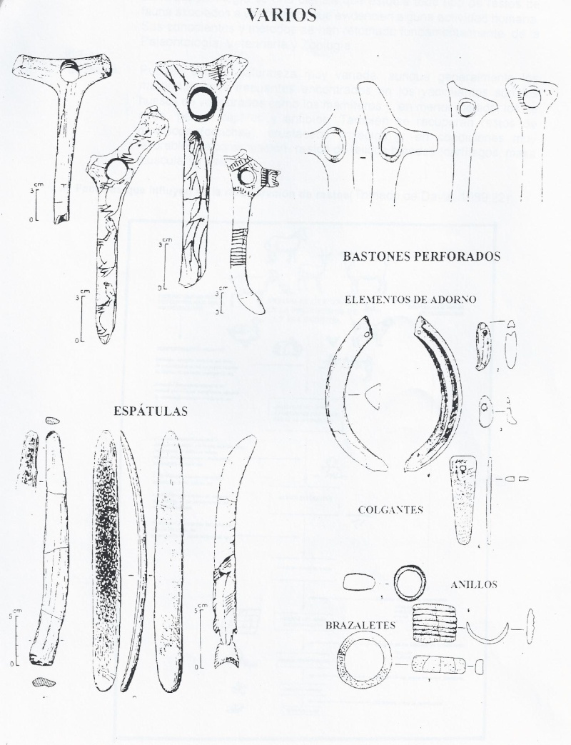 ~~Prehistoria~~ Tecnología lítica y ósea Tecnic18