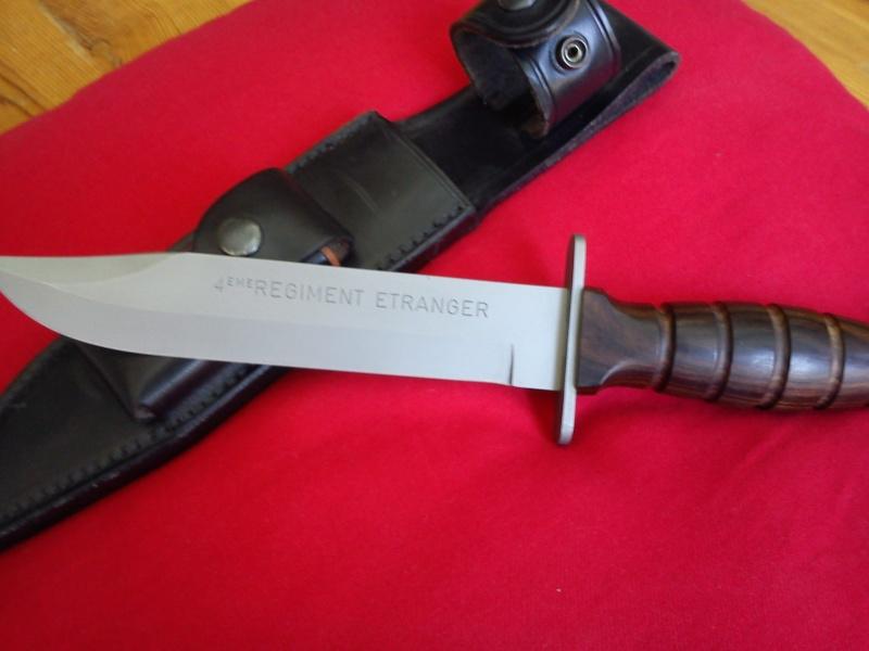 poignard kastinger  legion et commando marine  Dsc00062