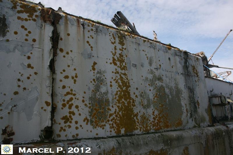 Le dernier voyage de l'ex escorteur d'escadre BOUVET - Page 2 Bouvet16