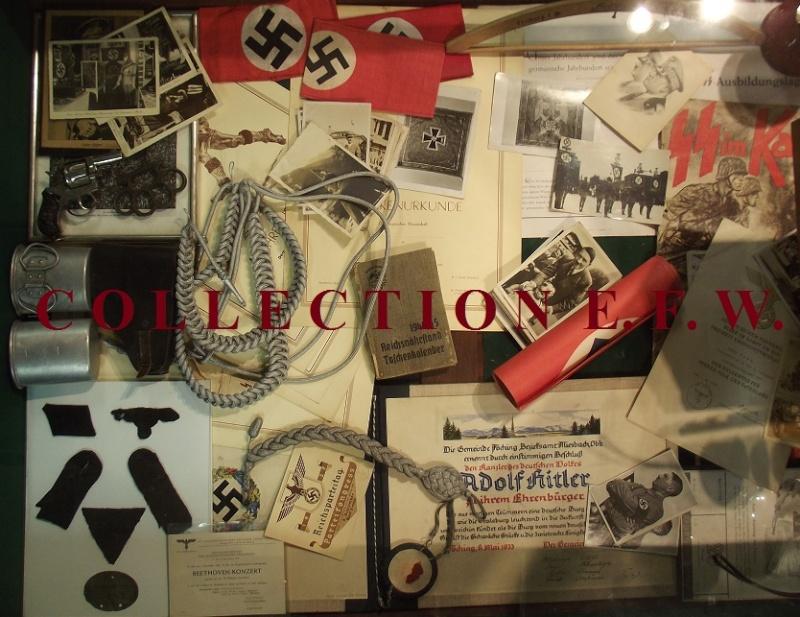 """Collection E.F.W. """"Allemagne prise du pouvoir"""" II 1_vitr11"""