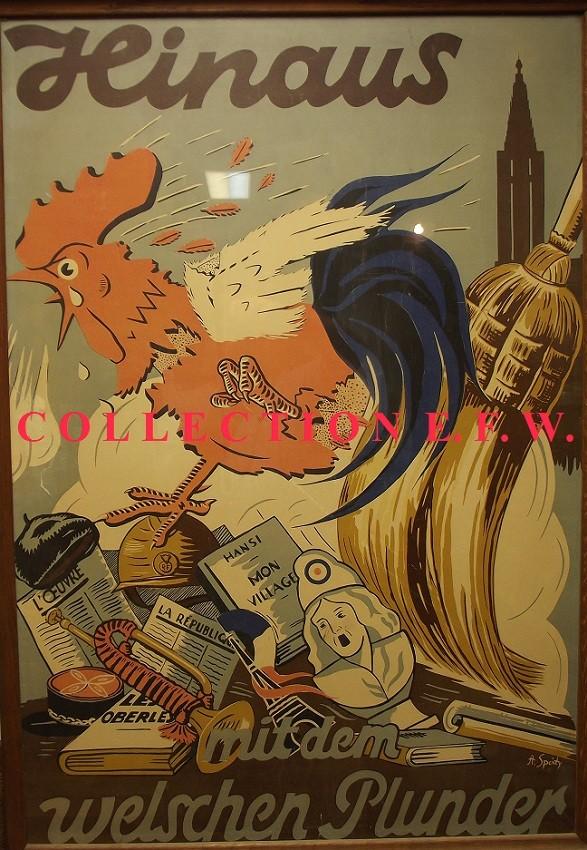 """Collection E.F.W. """"Allemagne prise du pouvoir"""" II 2_affi10"""