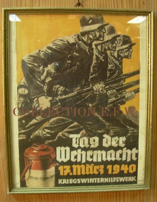 """Collection E.F.W. """"Allemagne prise du pouvoir"""" II 2_affi13"""