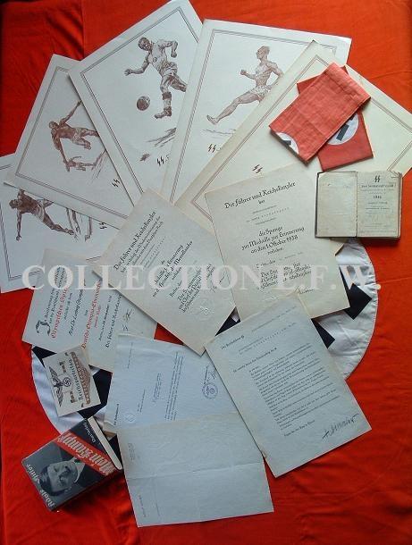 """Collection E.F.W. """" Allemagne prise du pouvoir """" Suite et Fin. 3_docu12"""