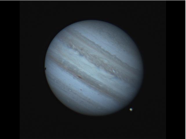 Vidéo brute de Jupiter du 16/09 Wavele10