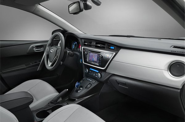 Toyota Auris 2 02580010