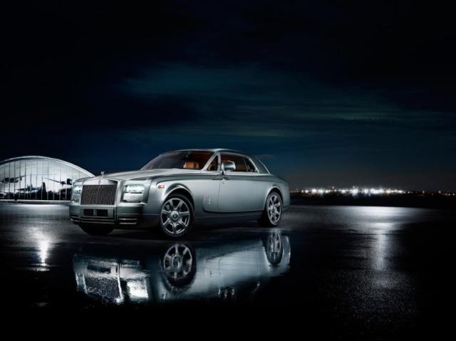 Rolls-Royce Phantom Coupé Aviator Collection 42291810