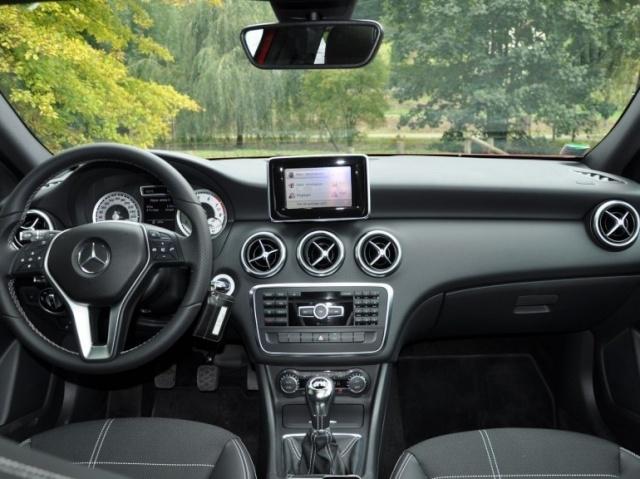 Nouvelle Mercedes Classe A (W176) 46006510