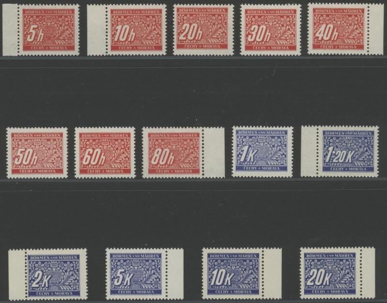 litauen - Deutsche Besetzungsausgaben im II. Weltkrieg - Seite 4 Bahmen12