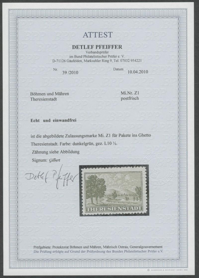 litauen - Deutsche Besetzungsausgaben im II. Weltkrieg - Seite 4 Bahmen15