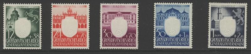 litauen - Deutsche Besetzungsausgaben im II. Weltkrieg - Seite 4 Genera10