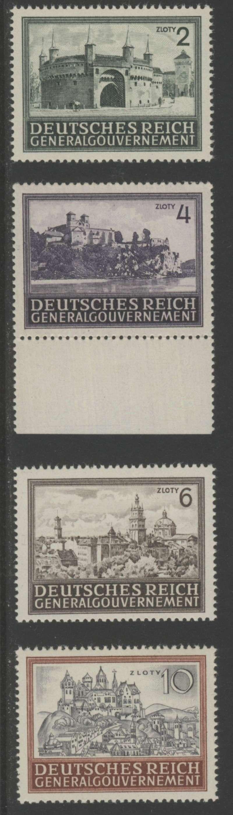 Deutsche Besetzungsausgaben im II. Weltkrieg - Seite 5 Genera15