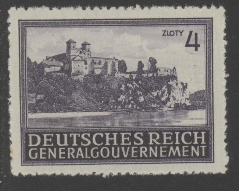 Deutsche Besetzungsausgaben im II. Weltkrieg - Seite 5 Genera16