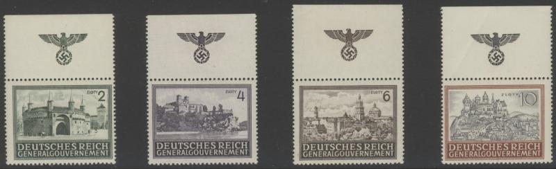 Deutsche Besetzungsausgaben im II. Weltkrieg - Seite 5 Genera19