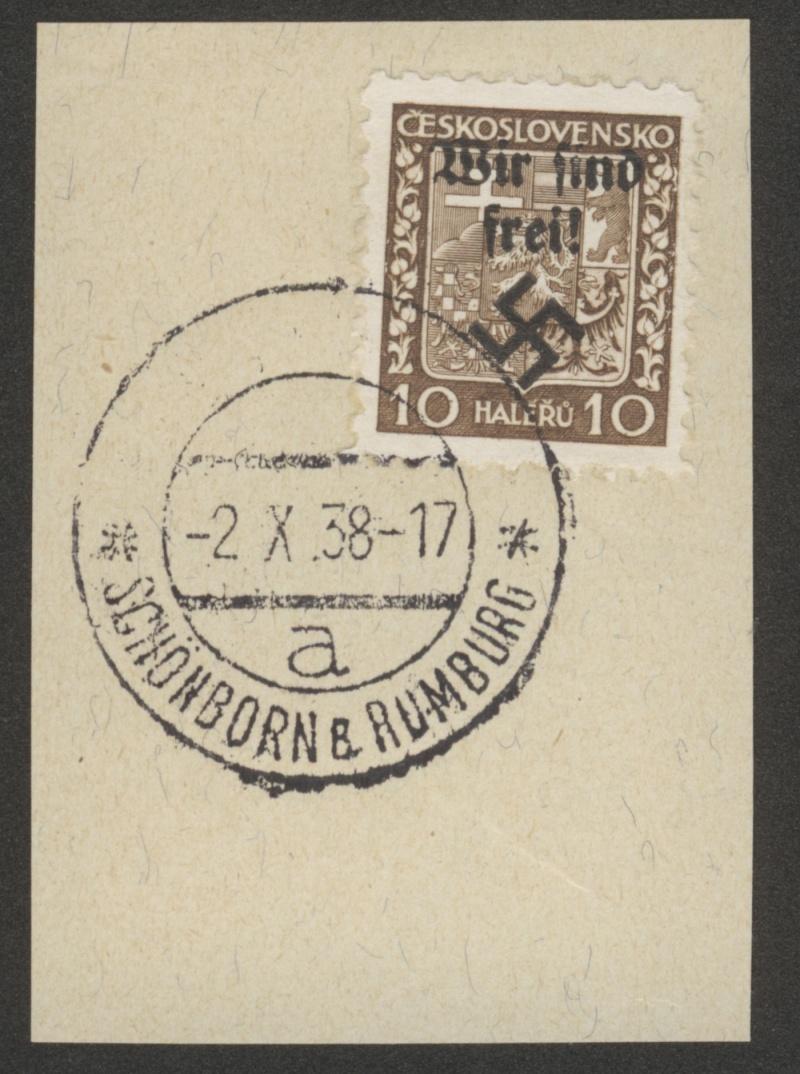 sudetenland - Sudetenland - Ausgaben für Rumburg Rumbur10