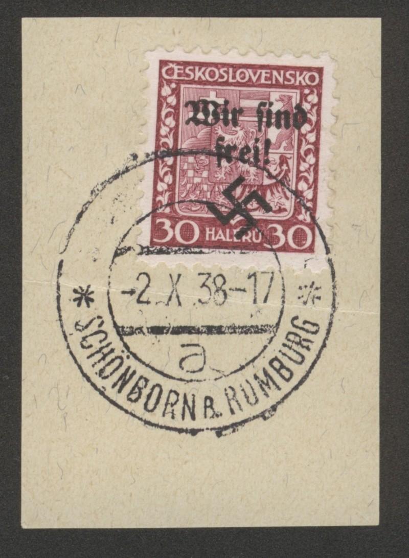 sudetenland - Sudetenland - Ausgaben für Rumburg Rumbur12
