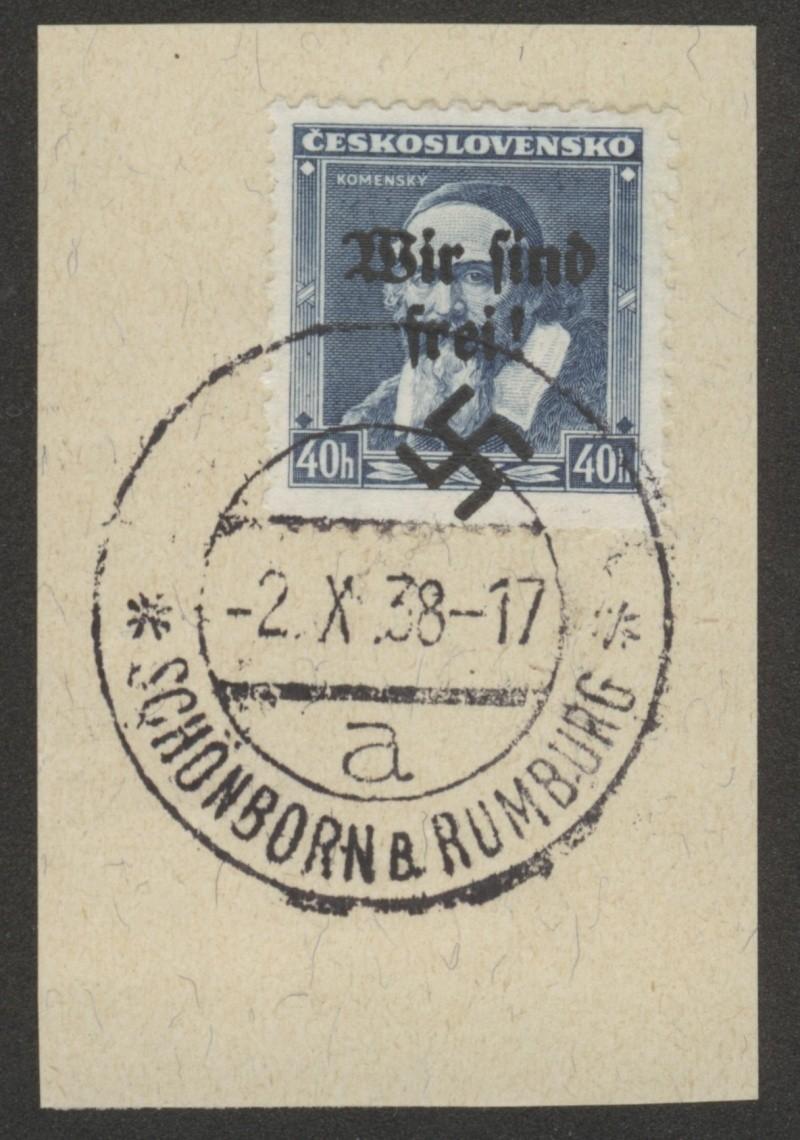 sudetenland - Sudetenland - Ausgaben für Rumburg Rumbur13
