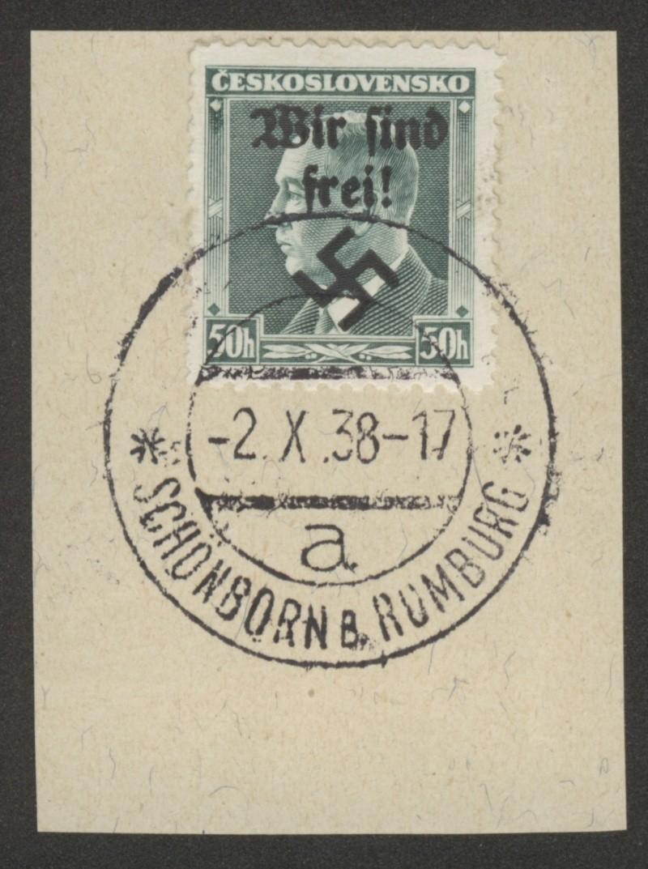 sudetenland - Sudetenland - Ausgaben für Rumburg Rumbur14