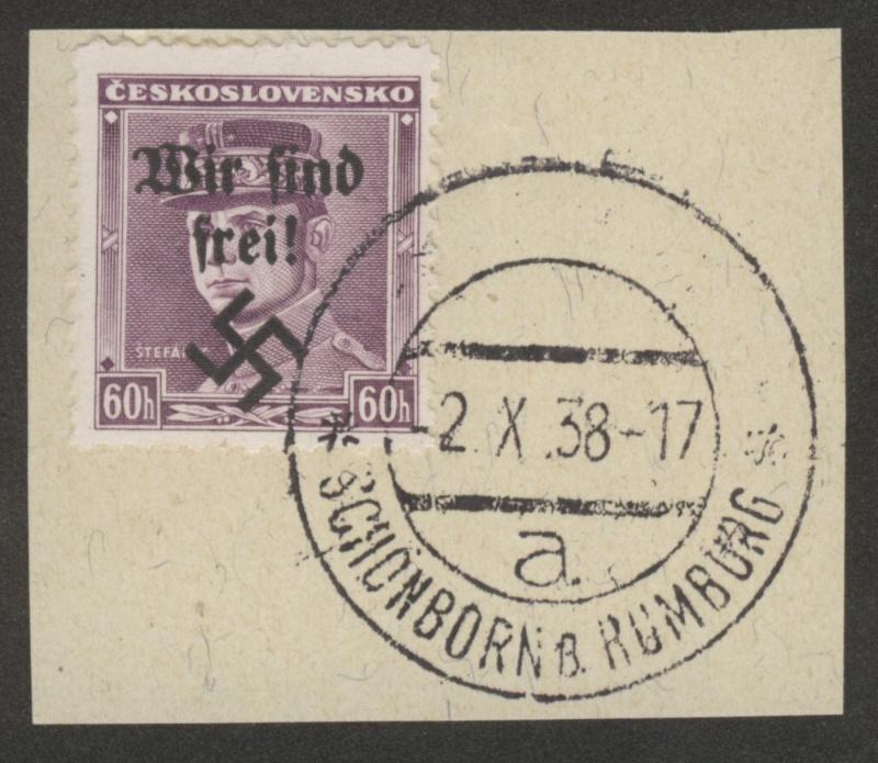 sudetenland - Sudetenland - Ausgaben für Rumburg Rumbur15