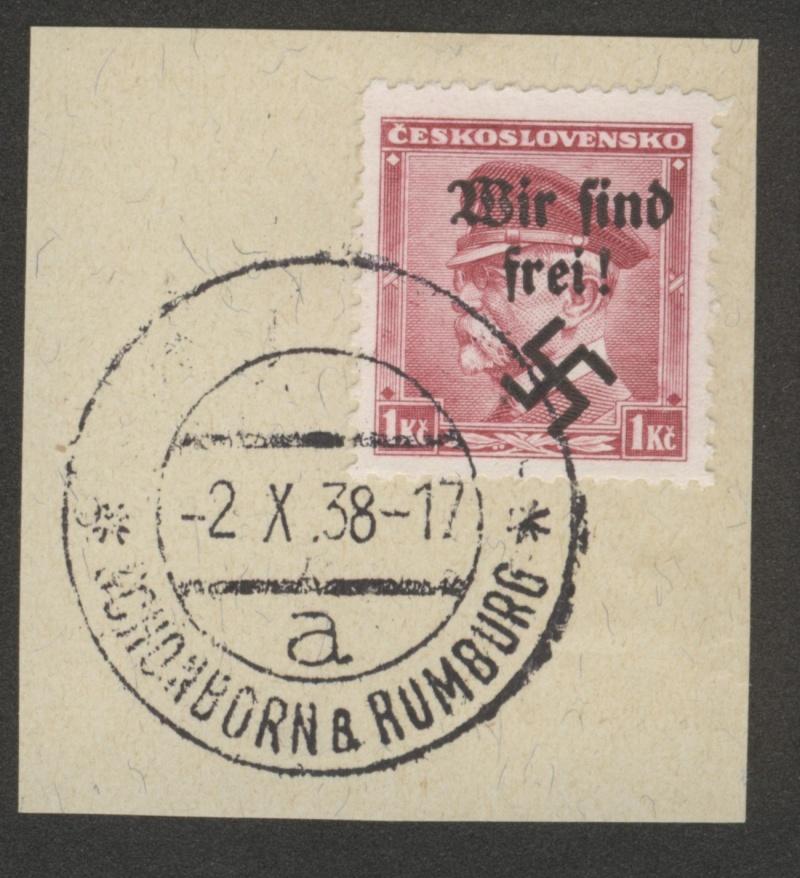 sudetenland - Sudetenland - Ausgaben für Rumburg Rumbur16