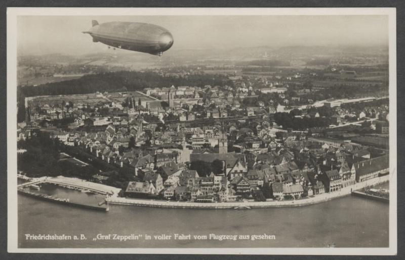Ansichtskarten der Luftschiffe - Seite 2 Zeppel11
