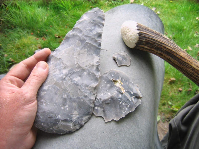 Replicating Acheulian Hand Axes August17