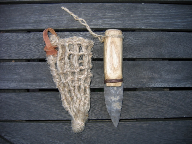 Oetzi's flint knife Img_4019