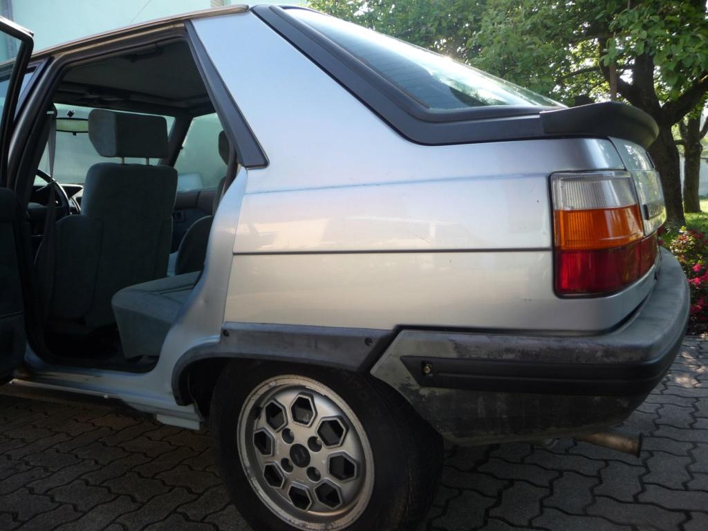 Renault 11 TSE Allemande bleu Baltique 490 Access11