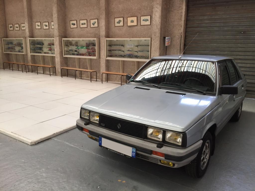 Renault 11 TSE Allemande bleu Baltique 490 Img_4119
