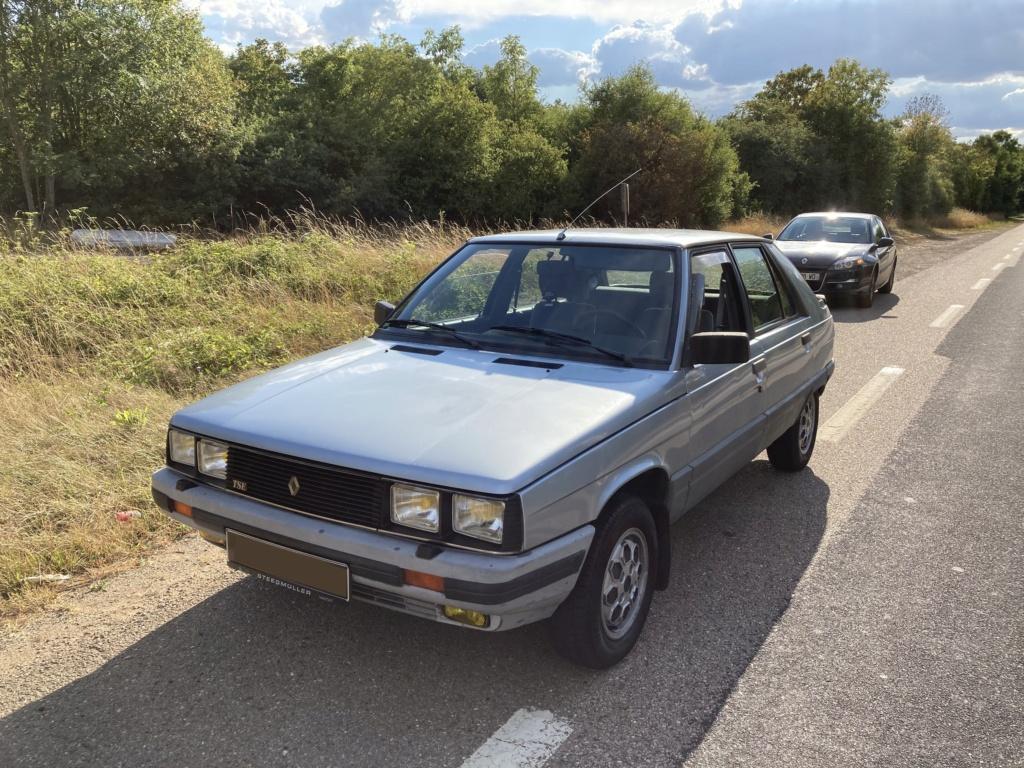 Renault 11 TSE Allemande bleu Baltique 490 Img_7613