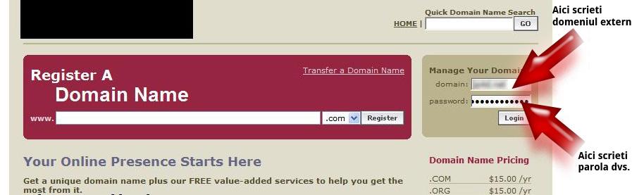 [CNAME]Redirecţionare domeniu extern către forumul dvs. Forumgratuit New_im11