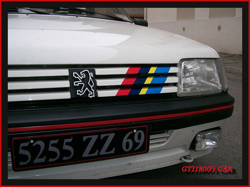 [GTI1800] 205 GTI 1L9 Blanc Meije AM88  - Page 2 100_3511
